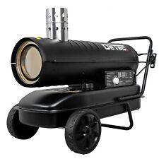 DeTec. indirekte Heizkanone 20 kW | Ölheizgebläse | Bauheizer | Hallenheizung