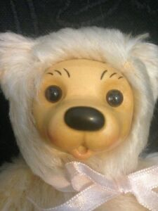 NEW SIGNED RAIKES BETSY 2001 Mohair Adorable