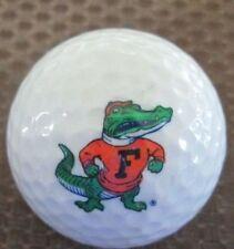 1 Dozen Titleist Pro V1 Mint / Aaaaa Ncaa Florida Gators Logo Used Golf Balls