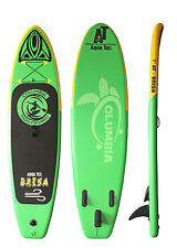 Columbia Aqua Tec ISUP Paddle Board Brisa Inflatable Stand Up Paddleboard