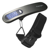 Spigen® Luggage Scale [E500] Digital Portable Travel Weight Scale 110lb / 50Kg