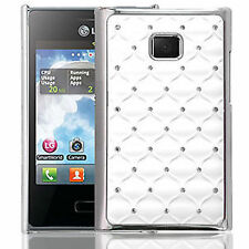 White Mobile Phone Case/Cover for LG