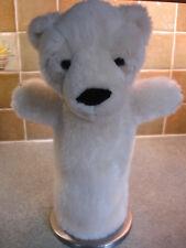 The Puppet Company 34cm Plush Polar Bear Glove Puppet