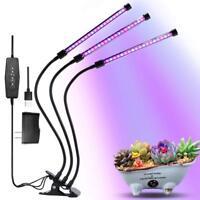 Grow Light, Grow Lights for Indoor Plants, Moer Sky 27W 54 LED Bulbs Timming Pla