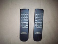 FISHER REMOTE CONTROL RVR 2507