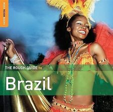 The Rough Guide to Brazil- CD PROMO