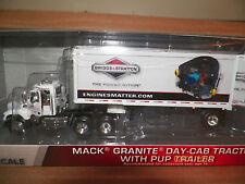 BRIGGS & STRATTON MACK GRANITE  PUP 1/64 First Gear 1st