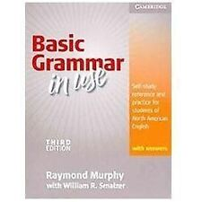 Basic Grammar in Use Student's Book with Answers : Self-Study Reference and...