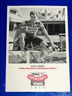 CARTE VELO CYCLISME COUREUR CYCLISTE TOM CORDES SUPERCONFEX YOKO OPEL 1989