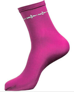 ScubaMax Lycra Socks Skin Scuba Diving Snorkeling Booties SO-01-P Pink