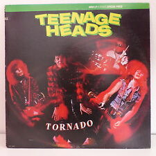 TEENAGE HEADS Tornado Mini LP 6 songs