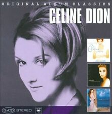 Original Album Classics [2010] by Celine Dion (CD, Jul-2010, 3 Discs, Columbia (USA))