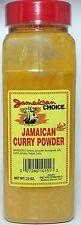 Jamaican Curry Powder HOT by Jamaican Choice - 22 oz