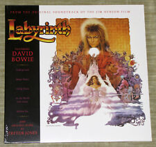 David Bowie Labyrinth Soundtrack Vinyl LP limited 1500 lavender lavendel NEU&OVP