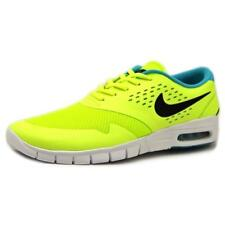 Chaussures jaunes Nike pour homme