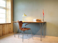Arne Jacobsen Schreibtisch/ writing desk nordic danish 60s Teak ära