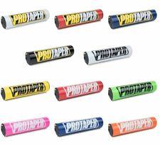 "Pro Taper Bar Pad -ALL COLORS- Round Bar Pad 8""- High Density Foam MX Offroad"