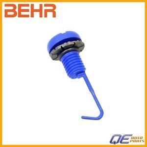 Radiator Drain Plug Behr For: Mercedes 230 300D 380SEC 300SE 300SEL 350SDL 350SD