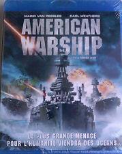 "BLU-RAY ""American Warship"" (La Plus Grande Menace Viendra Des Océans) NEUF BLIST"