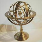 Brass Tabletop Armillary Nautical Sphere Globe Pirate's Antique Ship Instruments