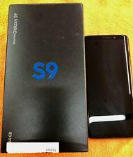 BELLISSIMO SAMSUNG GALAXY  S9 - 64GB - BLACK GRADO A+++