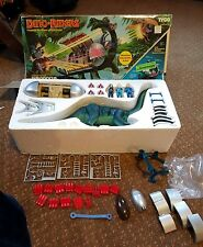 Tyco 1987 Vintage Dino Riders Diplodocus 99% Complete And Unused With Box
