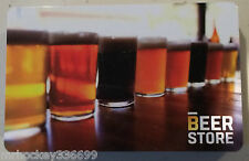 The BEER STORE Beer Mugs Collectible gift card (NCV) Bilingual