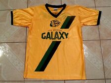 Josh Gardner #6 Signed Autographed Los Angeles Galaxy Soccer Jersey Shirt M