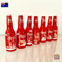 For Coles Little Shop 2 fan-Mini Coke Bottles - Japanese Cities - Miniature 1:12