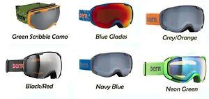 Bern Sawyer Boys' Goggles, Select Color