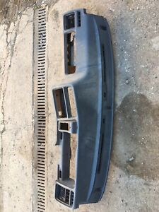 Ford Sierra Sapphire RS Cosworth early 2wd grey dashboard dash mint un cracked
