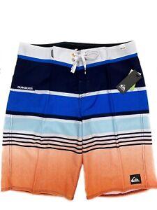 Quicksilver Surfboard Bathing Suit Shorts - Men's