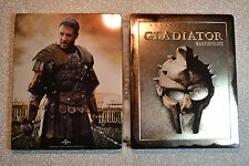 *New & Sealed* Gladiator Steelbook Bluray Italian Edition - Region B