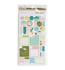 NEW Recollections  Creative Year Planner - Honeydew Stickers