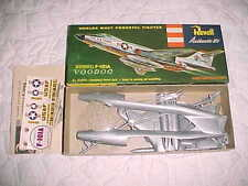 REVELL McDONNELL F-101A VOODOO JET FIGHTER ORIGINAL S KIT
