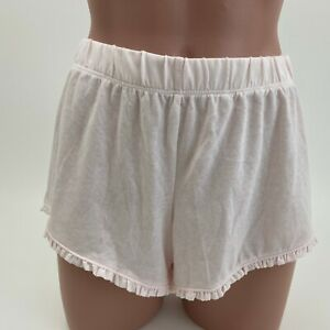 Victoria's Secret Pajama Bottom Sleep Short  Light Pink  Size XL  NWT