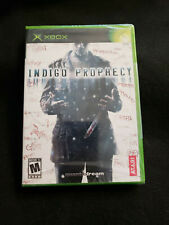 RARE Indigo Prophecy Microsoft Xbox 2005 FACTORY SEALED NEW MATURE RATED 17+ OOP