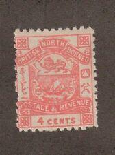 North Borneo 39 - Coat Of Arms. Single. MNH. OG. #02 NOBO39