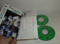 Corpse Killer: Graveyard Edition (Sega Saturn, 1995) Both Discs w/ Manual