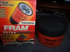 Fram PH3950 Oil Filter Extra Guard 20mm x 1.5 Thread Each