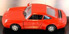 Porsche 911 (993) - Red. Motormax 1/24 ,  Model Car