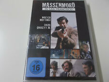 MASSENMORD IN SAN FRANCISCO: DVD: FSK16: NEU: WALTER MATTHAU: 4250124342180