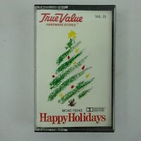 True Value Happy Holidays Volume 23 Cassette Various Artists