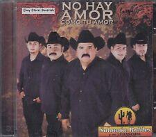 Salomon Robles No Hay Amor Como Tu Amor CD New Nuevo Sealed