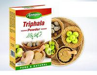 Organic Triphala Powder  100% Pure & Natural 100gm
