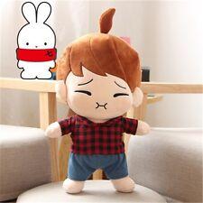 "KPOP Infinite Kim SungGyu Apple Childhood 14"" Handmade Plush Toy Stuffed Doll"
