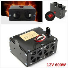 Universal 600W 12V Car Fan Heater Heating Air Warmer Defroster Demister~
