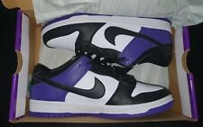 Nike SB Dunk Low - Court Purple - UK8 BNWB