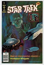 Gold Key STAR TREK #51 1978 VF Vintage Comic