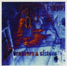 Coldplay - Brothers & Sisters (NEW & SEALED CD single) USA issue
